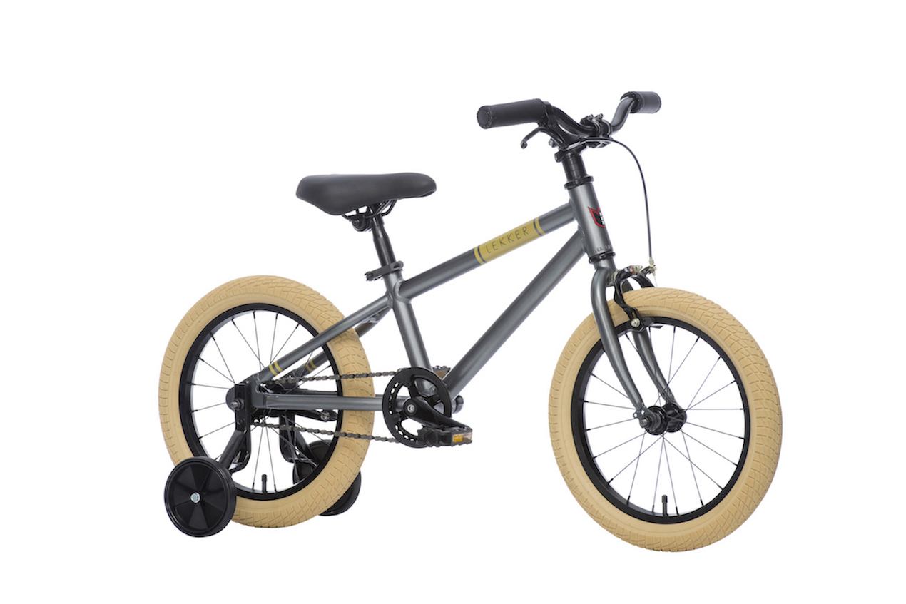 Bmx Bikes For Kids >> Discover Your World With The New Lekker Mini Commuter By Lekker Bikes