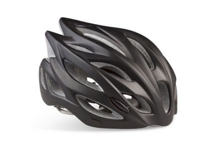 Lekker commuter helmet matt black