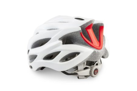 Lekker commuter helmet matt white