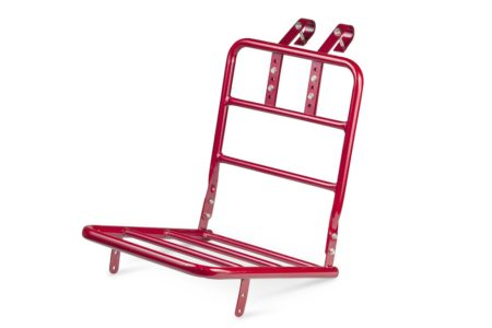 Dutch Style Front Rack Candy Red