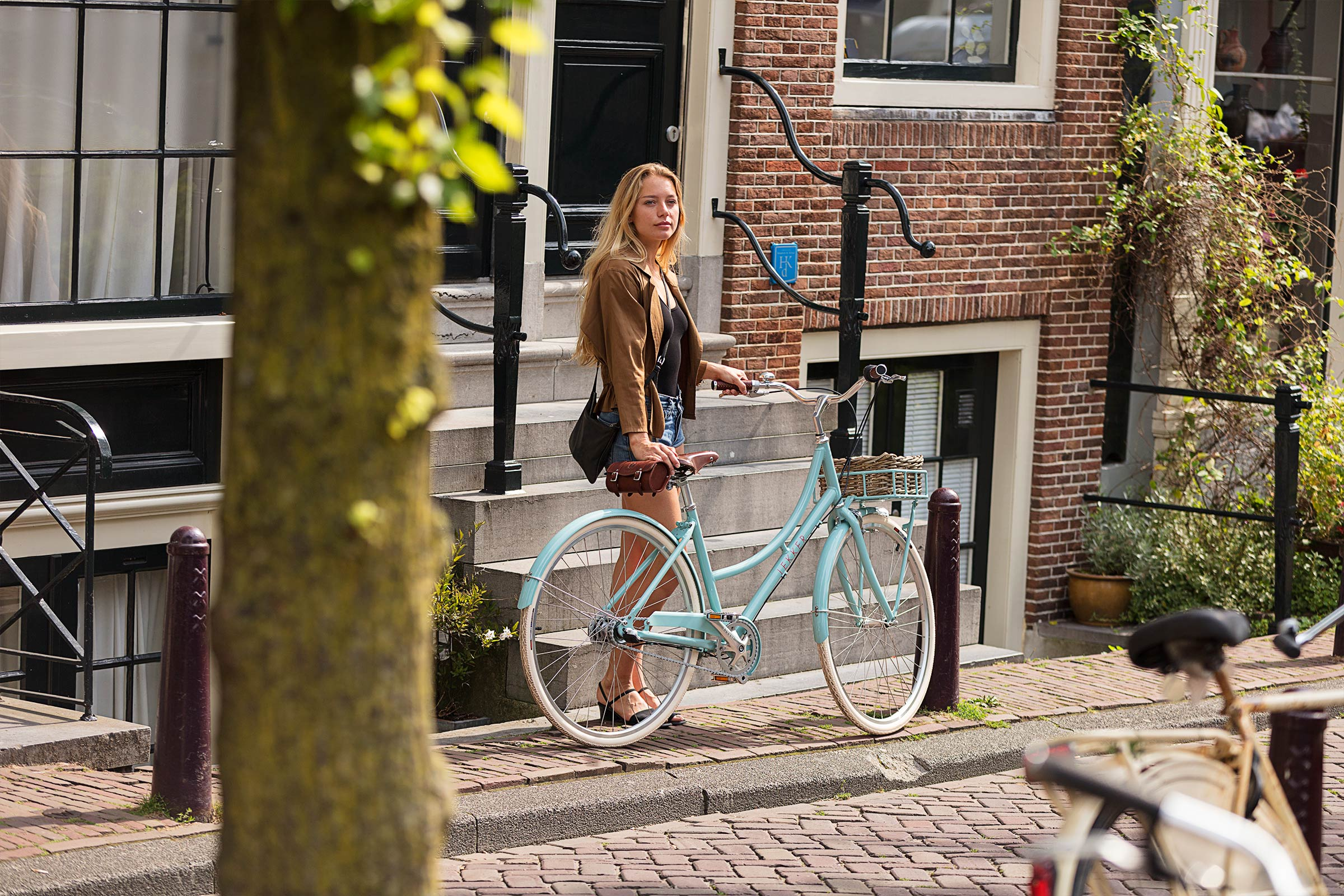Lekker Bikes Premium Dutch Bicycles