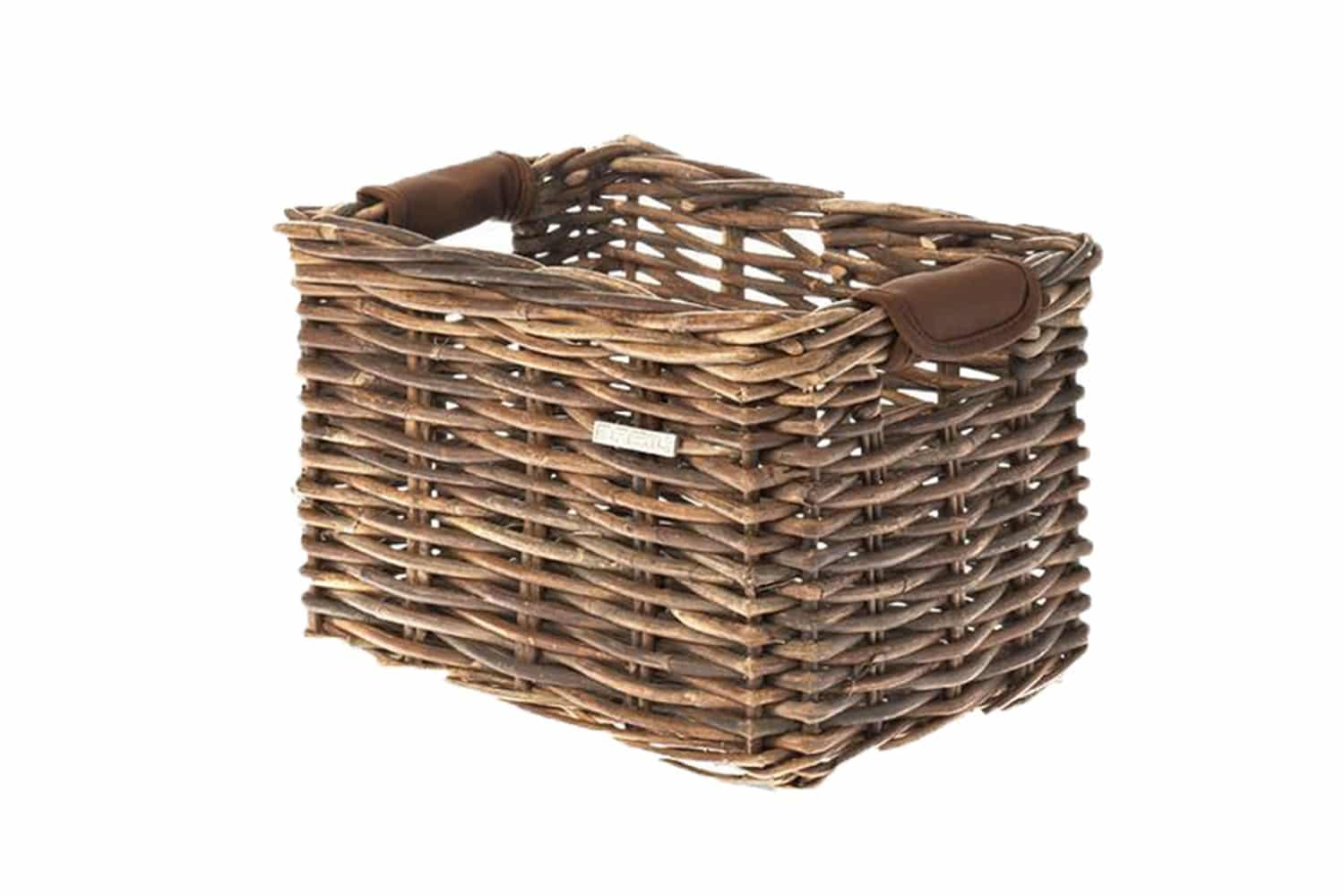LEKKER Bike Basket Basil Dorset Natural