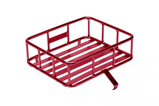 Dutch-Style-Front-Carrier-Rack-Candy-Red_Sportief-Front-Silver-Carrier-Rack-510×340