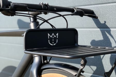 Lightskin Built-in LED Handlebar Matte Black